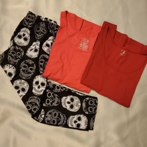 Women's 2X Summer Outfit Lot of 3